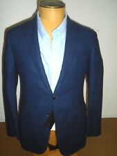 Ralph Lauren Black Label Wool & Cashmere Blend Navy Sport Coat NWT 38R $1695