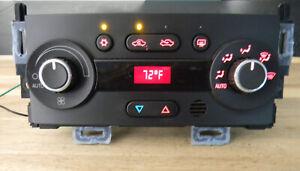 Pontiac G6 Heater A/C Climate Control 28043304 05-09   E1021304