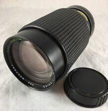 RMC Tokina 50-200mm Camera Lens 1:3.5-4.5  No. 8314581 / P/K Pentax K Mount *C18