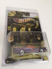 🎃 Hot Wheels Batmobile Kroger Exclusive Halloween Super Bat Mobile Vhtf 👻