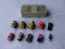 Road Champs and Micro Machines Bulk Lot - Vintage 1980s