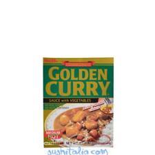 Preparato per Curry + Verdure Golden Piccante- S&B