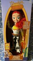 Disney Store Jessie Interactive Talking Action Figure – Toy Story – 15'' NIB