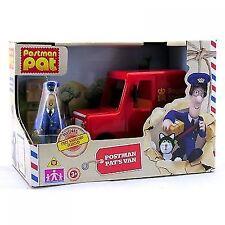Postman Pat 02799 Toy Van and Figure