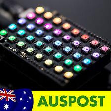 Adafruit NeoPixel Shield for Arduino - 40 RGB LED Pixel Matrix - WS2812B WS2812S