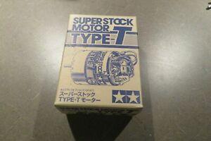 53477 Tamiya Super Stock Motor Type-T 53930/TA03/TL01/M03/M04/TA05/TRF/TA04/TB01