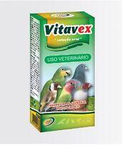 Bird Supplement Food Multivitamin Solution with Amino Acids & Oligoelements 40ml
