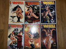 Vampirella of Drakulon Issues #0-5 Complete 1996 Series Vintage Harris Comics