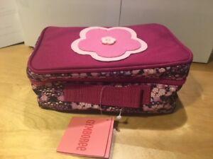 Gymboree purse Glamour Princess dress up case NWT trunk backpack suitcase Panda