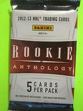 2012 2013 Panini Rookie Anthology Hockey Hobby Pack (5 Cards)