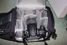 USED LOWEPRO Sling Camera  Backpack   FOR 1 DSLR + 2 lenses+ accs, VERY GOOD