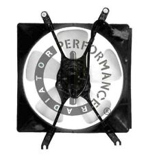 Engine Cooling Fan Assembly Performance Radiator fits 1999 Acura Integra 1.8L-L4