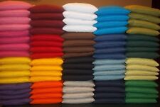 "Corn Hole Bags Baggo Bean Bag Set of 8 - MINI 4"" Bags - Choice of 21 Colors"