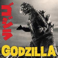 AKIRA IFUKUBE - Godzilla original film score ltd / 500 vinyl lp