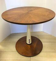 Drexel Declaration Side Table Kipp Stewart Mid Century Modern Rare Factory Paint