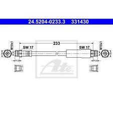 Original ate 83.7247-0603.3 bremsschlauch para VW