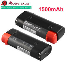 2x 7V 1500mAh Battery For Black &Decker VPX0111 VPX1101 VPX1201 VPX1301X VPX1401