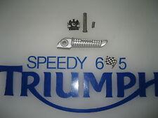 TRIUMPH Daytona 675 R Street Triple R Speed Triple Trasero Izquierdo Pie Peg 06 a 2016