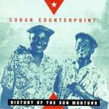 NEW Cuban Counterpoint: History of the Son Montuno (Audio CD)