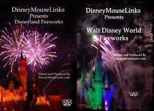 Disneyland - Walt Disney World Fireworks DVDS