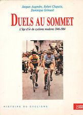 Histoire du cyclisme.Duels au sommet : 2, l'âge d'or du cyclisme moderne, 1946-1