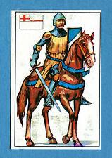 ARMI E SOLDATI - Edis 71 - Figurina-Sticker n. 154 - CAVALIERE INGLESE -Rec
