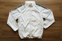 HUF 10K TRACK JACKET NEU WHITE GR:M HUF WORLDWIDE