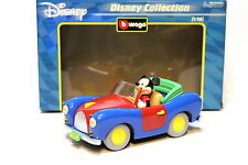 1:18 Bburago Disney Mickey´s 113 red/blue NEW bei PREMIUM-MODELCARS