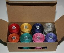 C-Lon Bead Cord 0.5mm Selection Gift Box - CUSTOMER CHOICE of COLOURS craft