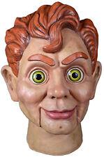 Brand New Goosebumps Slappy the Dummy Doll Mask