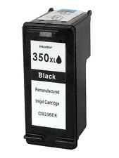 Non-OEM Replace For HP 350XL Deskjet D4263 D4360 Black Ink Cartridge