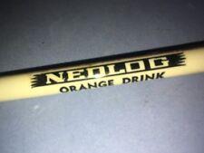 Vintage Nedlog Orange Drink Soda Pop advertising Mechanical Pencil Scripto