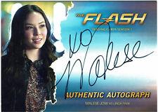 The Flash Season 1 Autograph Card MJ Malese Jow as Linda Park
