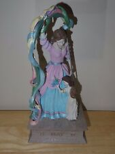 Duncan Royale Calendar Secrets May Figurine Mother w/ Daughter Statue 13 1/4""