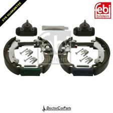 Brake Shoes Rear FOR FIAT PANDA II 03->13 CHOICE2/2 1.1 1.2 1.3 1.4 169