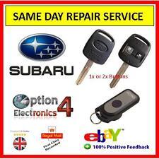 Subaru Remote Key Fob Repair Service. Same Day Fast & Efficient Repair Service