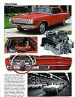 1963 Dodge Polara 426 + Ramcharger Article - Must See  for sale