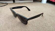 Ray Ban RB 2140 Wayfarer Sunglasses Black Rayban