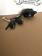 AUDI A6 2010 IGNITION LOCK WITH 2 KEYS 4F0909131D