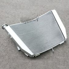 Cooler Cooling Radiator Fit for Suzuki GSXR 600 GSX-R 750 K6 K8 2006-2015 Silver