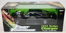Coches, camiones y furgonetas de automodelismo y aeromodelismo Ertl Charger de escala 1:18