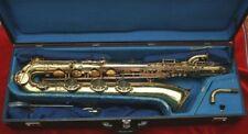 SELMER MARK VI Baritone Saxophone 1959
