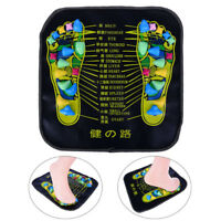 g-mkiling chinese reflexology walk stone foot leg pain relieve relief walk ta