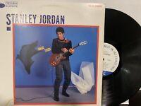 Stanley Jordan – Magic Touch LP 1985 Blue Note – BT 85101 EX