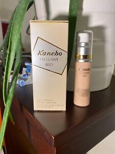 Kanebo exclusive bio liquid finish UV BFN-42 summer breeze NIB
