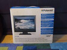 "Polaroid Widescreen LCD TV/Computer Monitor 15.4"" with Digital ATSC Tuner"