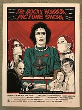 The Rocky Horror Picture Show Tim Curry Movie Art Print Poster Mondo New Flesh