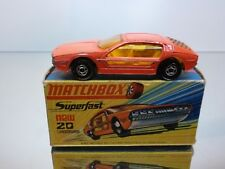 MATCHBOX SUPERFAST 20 LAMBORGHINI MARZAL - GOOD CONDITION IN BOX