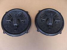 05-09 C6 Corvette Bose Door Speakers Pair 15295310 U65 7 Speaker Audio System