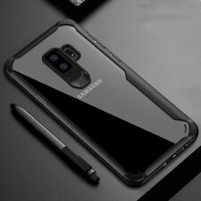 Shockproof Bumper Case for Samsung Galaxy S9 Plus Hybrid Clear Back Cover for A8